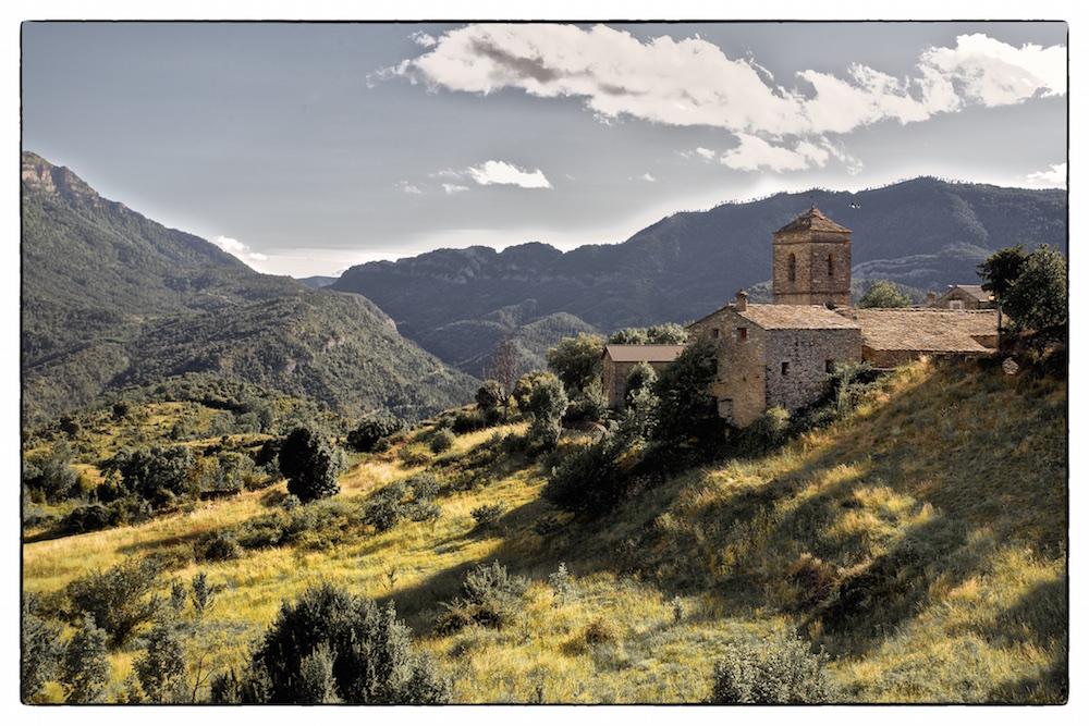 Das Boi Tal mit seinen vielen romanischen Kirchen - Kultururlaub in den Pyrenäen