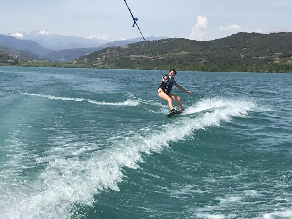 Wassersport für die ganze Familie. Die Pyrenäen bieten alles.