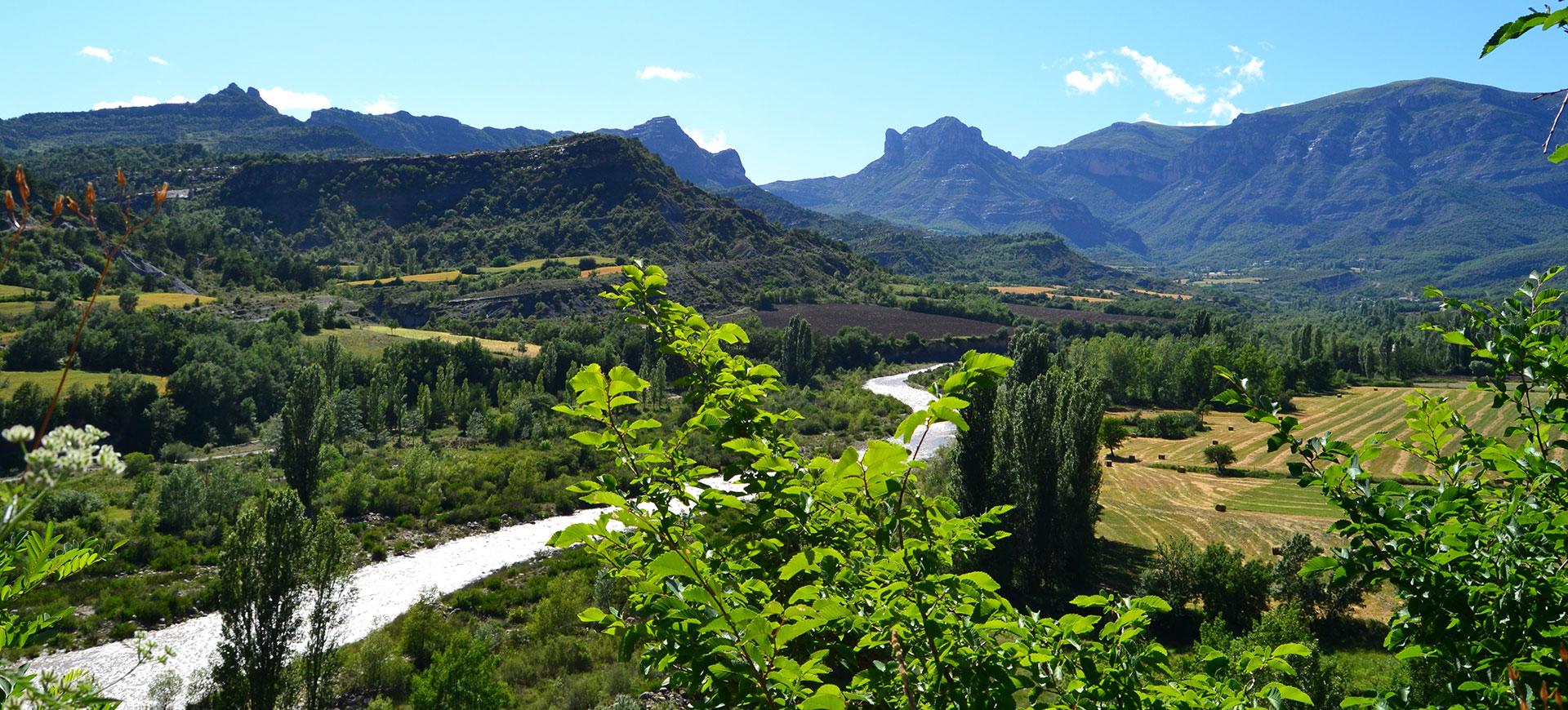 Aktiv - und Wanderurlaub in den Pyrenäen