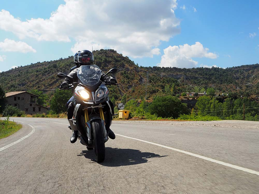 Motorrad Urlaub in den Pyrenäen